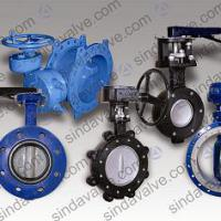 Large picture Butterfly Valve