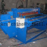 Large picture mesh panel welding machine