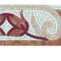 Large picture Rose Mosaic Tiles (K36)