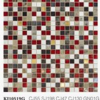 Large picture Rose Mosaic Tiles (KJ10519G)