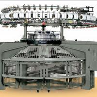 Large picture High Speed Open-width Single Knitting Machine
