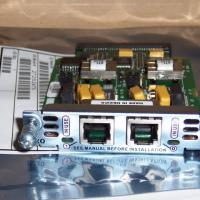 Large picture CISCO VWIC-2MFT-E1 2-Port RJ-48 Multiflex Trunk