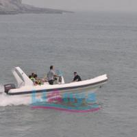 Large picture RIB boat6.2m,rigid inflatable boat---lianya boat