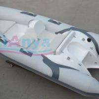 Large picture RIB boat3.8m,rigid inflatable boat---lianya boat