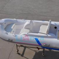 Large picture RIB boat3.3m,rigid inflatable boat---lianya boat
