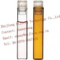 Large picture 1ml vial,autosampler vial,HPLC,GC shell vial