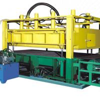 Large picture Pressing Machine for Quartz slab