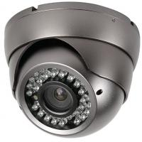 Large picture CCTV 4-9mm Varifocal lens Vandal-dome Camera