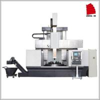 Large picture CXK250 CNC vertical turning and milling center