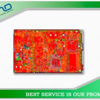 Large picture double side PCB design pcb layout