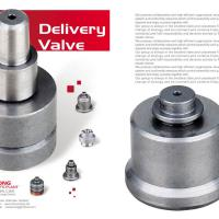 Large picture diesel engine parts - deliver valve