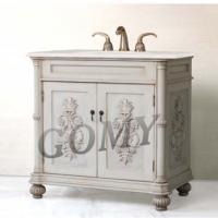 Large picture Classical Bathroom Vanity Cabinet