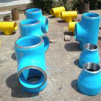 Large picture ASME B16.9 pipe fitting