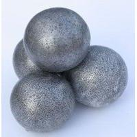 Large picture 60Mn forged steel ball