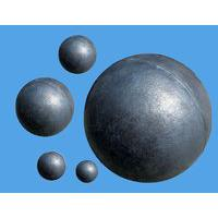 Large picture high chrome casting steel ball