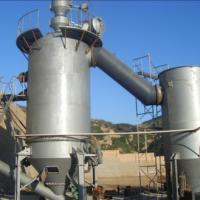 Large picture Gas plant, gas station, gasifier