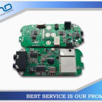 Large picture FR4 quick turn SMT PCB assembly