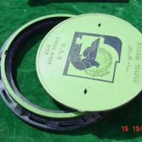Large picture FRP manhole cover