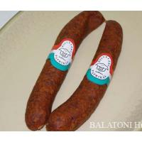 Large picture Dried sausage pork meat