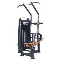 Large picture selectorized fitness equipment