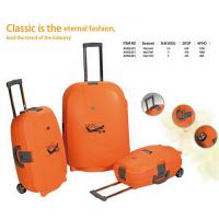 Large picture Luggage trolley case
