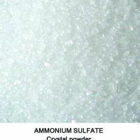Large picture Ammonium sulfate powder