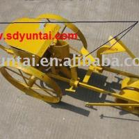 Large picture animal drawn seeder