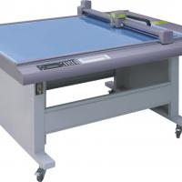 Large picture Garment pattern design cutting machine