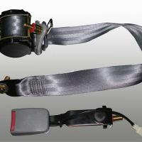 Large picture retractable 3 point seat safety belt