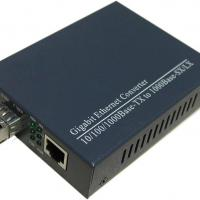 Large picture Gigabit Fiber Media Converter