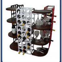 Large picture MODULAR WINE RACK, U TYPE