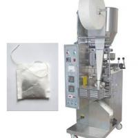 Large picture Tea bags packing machine with thread