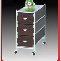 Large picture 3 - DRAWER WOODEN DRAWER TROLLEY (STORAGE CART)