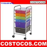 Large picture Multi-Color 6 - Drawer Trolley (Storage Cart)