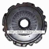 Large picture HOWO Truck Clutch Pressure Plate