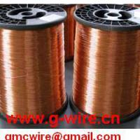 Large picture Polyester-imide Enameled Copper Wire Overcoated