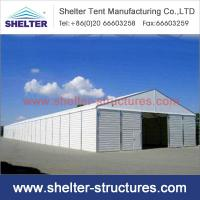 Large picture Industrial Tent