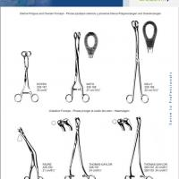 Large picture DODHY Gynecology Instruments/Ovarian Forceps