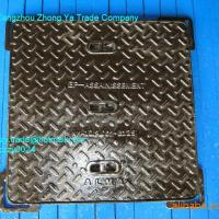 Large picture heavy duty manhole cover supplier