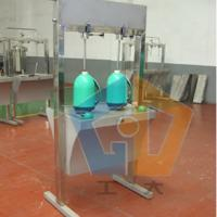 Large picture Keg simple filling machine with two , four heads