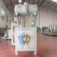 Large picture Bottle filling machine with double head