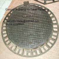 Large picture manhole covers and frame supplier