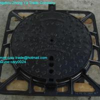 Large picture D400 manhole cover