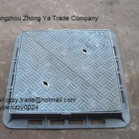 Large picture recessed manhole covers supplier