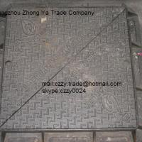 Large picture heavy duty manhole covers