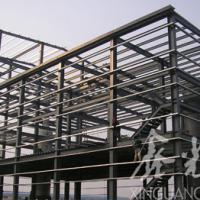 Large picture steel building