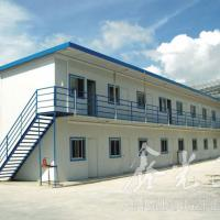 Large picture prefabricated house
