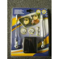 Large picture helmet wired intercom 2-way headset mic