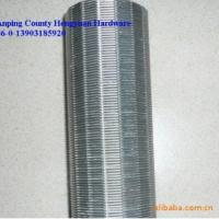 Large picture water well screen pipe