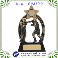 Large picture Resin boxing sports trophy medal award